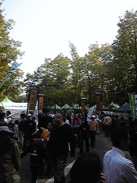 日光蕎麦祭り